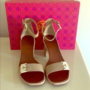 Tory Burch Gabrielle Sandal Heels Size 8